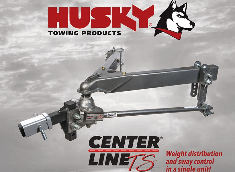Husky Towing Center Line