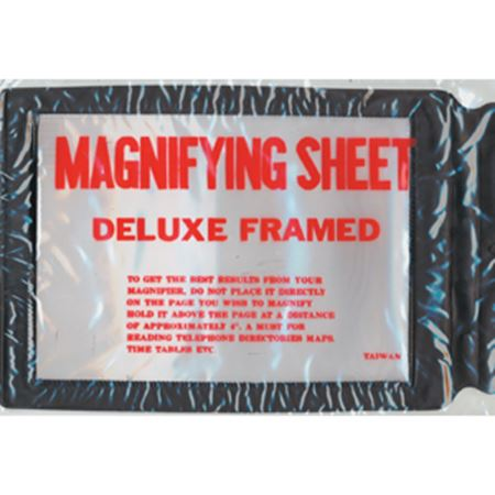 Picture for category Magnifying Sheets