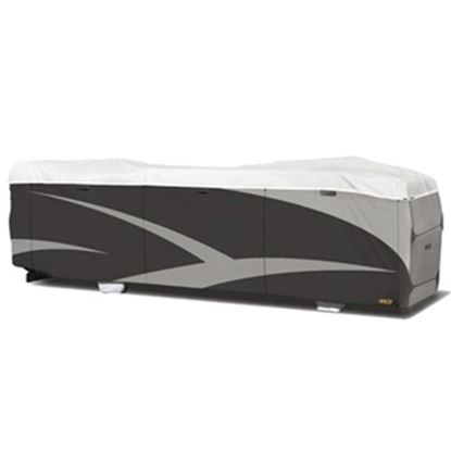 Picture of ADCO Tyvek (R) Plus Gray Polypropylene Cover For 25'-28' Class A Motorhomes 34823 01-0122