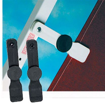 Picture of Carefree  2-Pack Black Awning Fabric Clamp 902801 01-0781