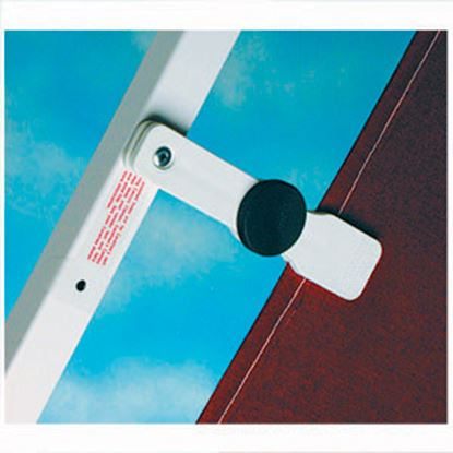 Picture of Carefree  2-Pack White Awning Fabric Clamp 902801W 01-0791