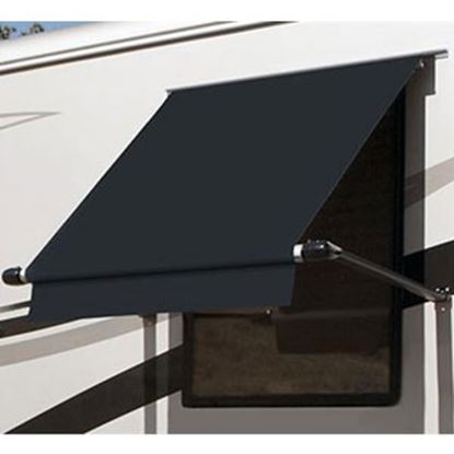 Picture of Carefree SimplyShade (R) Black 5.5' DIY Window Awning WG0554E4EB 01-0935