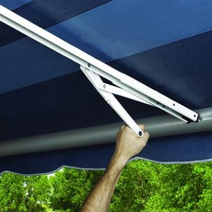 Picture of Carefree Rafter VI White Awning Rafter Arm 902855WHT 01-0977
