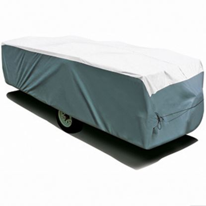 Picture of ADCO Tyvek (R) Polypropylene Cover For Up To 8' Folding/Pop Up Trailers 22890 01-1207