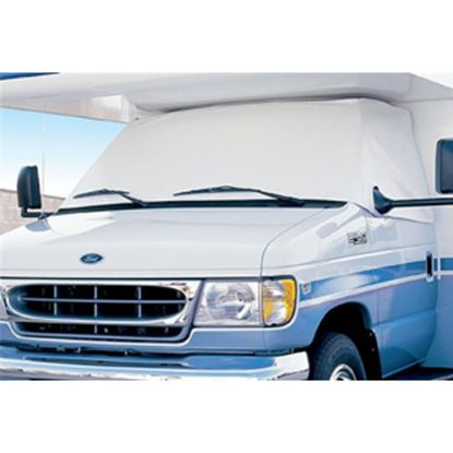 Picture of ADCO  Vinyl Windshield Cover For 1973-1991 Class C Ford Motorhomes 2401 01-1650