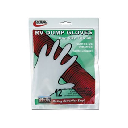 Picture of Valterra  12-Bag One Size Polyethylene Disposable Dump Gloves D04-0108 02-1445