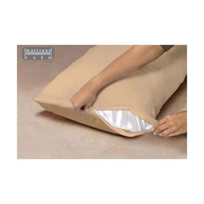 Picture of Mattress Safe Sofcover (R) Fawn Beige Waterproof & Breathable Fabric Pillow Protector CWPS-STD FN 03-0161