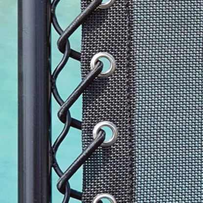 Picture of Faulkner  4-Set Black Chair Lace Cord 48531 03-0619