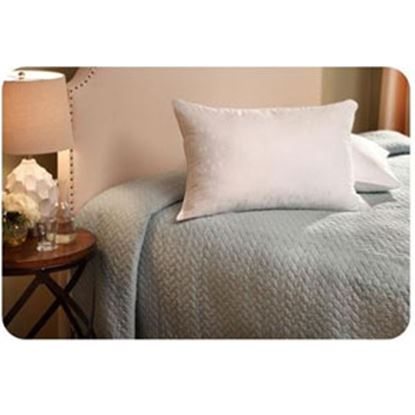 Picture of Denver Mattress  Jumbo Firm Polyester Fiber Pillow w/ 350 Thread Count Cotton Cover 343492 03-0839