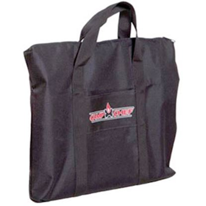 "Picture of Camp Chef  17-1/2""L x 21-1/2""H Black Polyester Campfire Cookware Storage Bag SGBMD 03-0892"