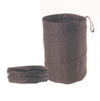 Picture of Hopkins Pop Up Trash Can (TM) Black Pop Up Trash Can TRASH-BLA 03-1084