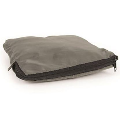 Picture of Camco  Gray Mesh/ Nylon Laundry Bag w/ Drawstring 51338 03-1473