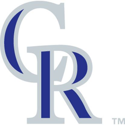 Picture of PowerDecal MLB (R) Series Colorado Rockies Powerdecal PWR6401 03-1537