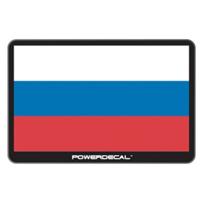 Picture of PowerDecal  Russian Flag Powerdecal PWRRUSSIA 03-1778