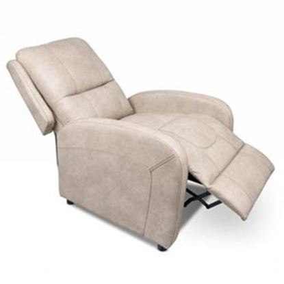 Picture of Lippert Thomas Payne Collection Grantland Doeskin PolyHyde (TM) Pushback Recliner 380398 03-2070