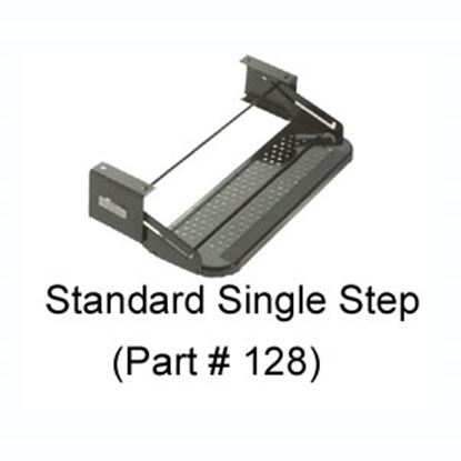 "Picture of ETD  28"" Single Manual Entry Step 128 BOXED 04-0106"