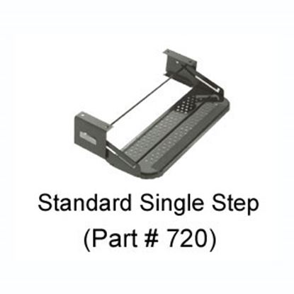 """Picture of ETD  20"""" Single Manual Entry Step 720 BOXED 04-0107"""