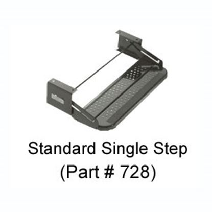 "Picture of ETD  28"" Single Manual Entry Step 728 BOXED 04-0108"