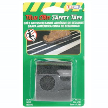 """Picture of Top Tape Gator Grip (R) Black 2"""" x 5' Safety Grip Tape RE172 04-0267"""