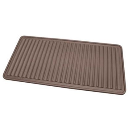 """Picture of Weathertech BootTray (TM) Brown 16""""x36"""" Boot Tray IDMBT1BR 04-2587"""