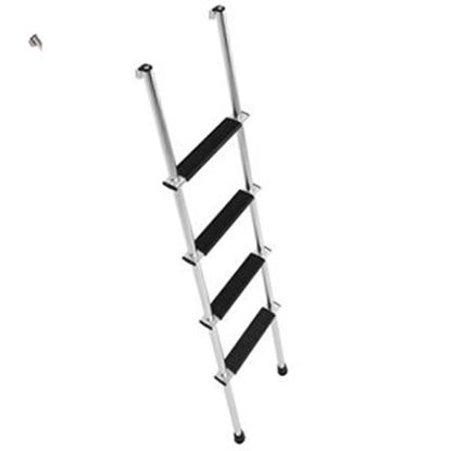 Picture of Stromberg Carlson  5' Aluminum Interior Bunk Ladder LA-460 05-0422