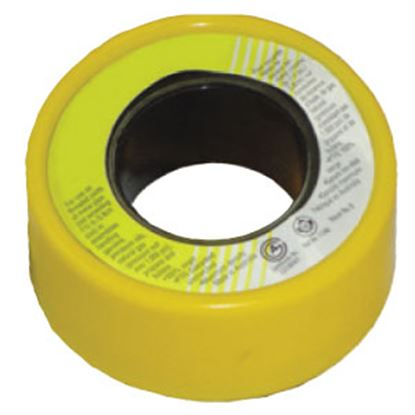 """Picture of JR Products  1/2""""W x 236""""L Teflon Tape 07-30025 06-0051"""