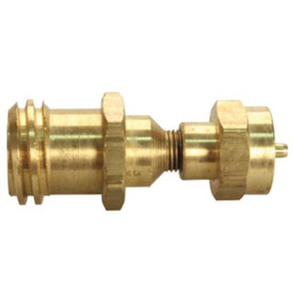 """Picture of JR Products  1"""" - 20 FCT x MQC LP Adapter Fitting 07-30205 06-0074"""
