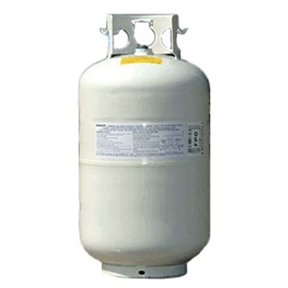 Picture of Flame King  30# DOT Protable LP Tank w/ OPD Valve  06-0177