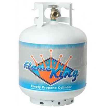 Picture of Flame King  20 lb LP Tank w/ Valve  06-0647