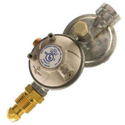 Picture of Cavagna  Excess Flow Pol Inlet w/ Horizontal Vent, Clamshell 52-A-490-0022 06-0879