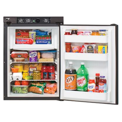 "Picture of Norcold  2.7CF 2-Way 20-1/2""W Refrigerator/ Freezer w/Ice Maker N305R 07-0016"