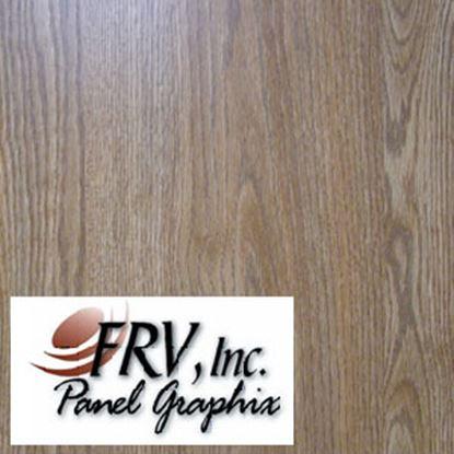 Picture of FRV  DE0061 Woodgrain Refrigerator Door Panel DE0061G 07-0620