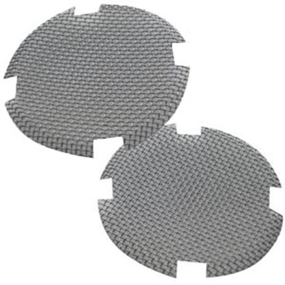 """Picture of Valterra  2.47"""" Round Bug Screen for Sewer Vent A10-1340VP 08-0168"""