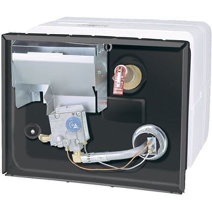 Picture of Dometic  10 Gal 10000 BTU Gas-Electric Pilot Ignition Water Heater 94186 09-0072