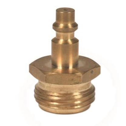 Picture of Camco  Brass Water System Blow Out Plug 36143 09-0216