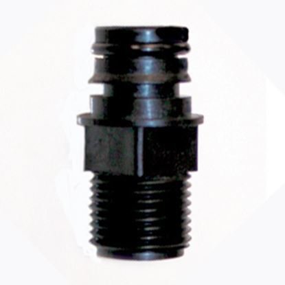 "Picture of Remco  3/4"" QC x 1/2"" MNPT Fresh Water Adapter Fitting QTS-556 10-0035"