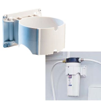 Picture of Camco Hydro Life (R) Plastic Fresh Water Filter Housing Bracket 52001 10-0362