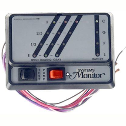 Picture of KIB  LED Display Tank Monitor System Panel K21 10-1140