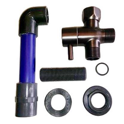 Picture of Aqua View Showermiser Rubbed Bronze Brass Shower Water Saver SMZ001 10-1159