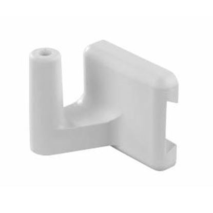 Picture of JR Products  Polar White Shower Head Mount QQ-HKPW-A 10-1163