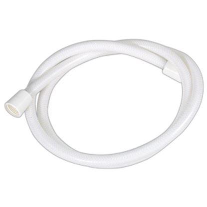 "Picture of Phoenix Faucets  72""L White Nylon Shower Head Hose PF276023 10-1515"
