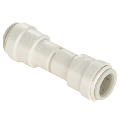 "Picture of Sea Tech Metric Series 1/2"" FQCx1/2"" FQC Plastic Uni-Directional Fresh Water Check Valve 013540-10 10-8186"