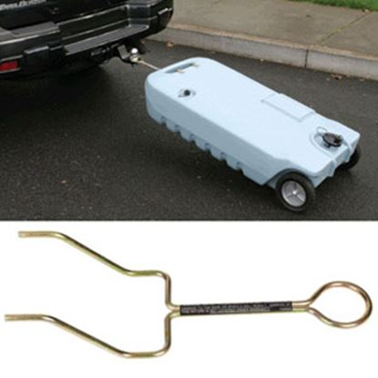 Picture of Tote-N-Stor  Steel Portable Waste Tank Towing Bracket for Tote-N-Stor 25644 11-0301