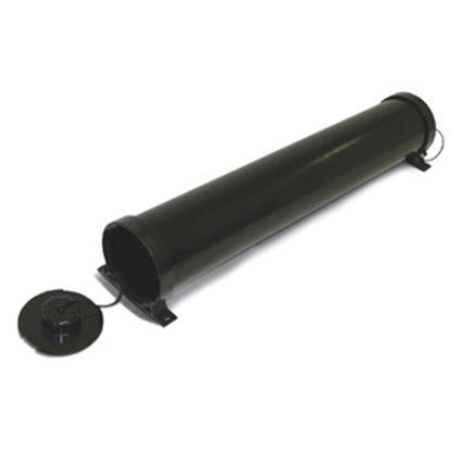"""Picture of Valterra EZ Hose 26"""" Black Plastic Sewer Hose Storage Carrier A04-0150XBK 11-0390"""