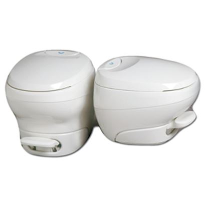 Picture of Thetford Aqua-Magic (R) Bravura Aqua-Magic Bravura White Low Profile Permanent Toilet 31120 12-0315