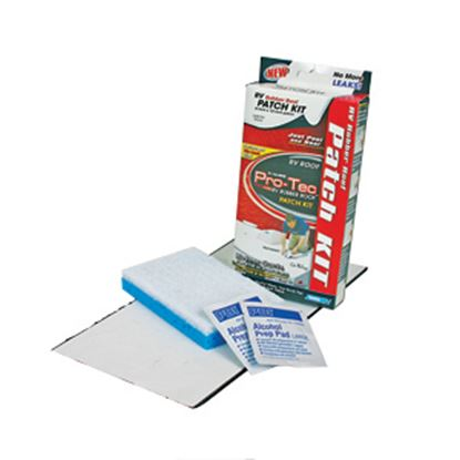 Picture of Camco Pro-Tec (TM) Rubber/Metal/Vinyl Roof Repair Kit 41461 13-0052