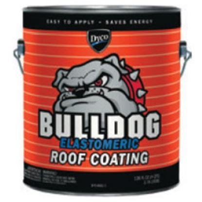 Picture of Dyco Paints Bulldog 1 Gal White Roof Coating DYC460/1 13-0188