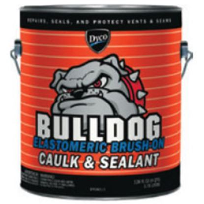 Picture of Dyco Paints Bulldog White 1 Qt Acrylic Caulk DYC461/4 13-0195