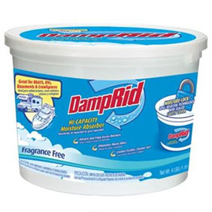 Picture of DampRid  Hi-Capacity Moisture Absorber Dehumidifier  13-0474