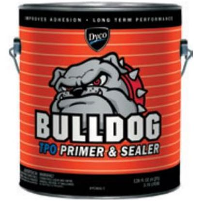 Picture of Dyco Paints Bulldog White 1 Gallon Roof Sealant Primer for TPO DYC464/1 13-0548